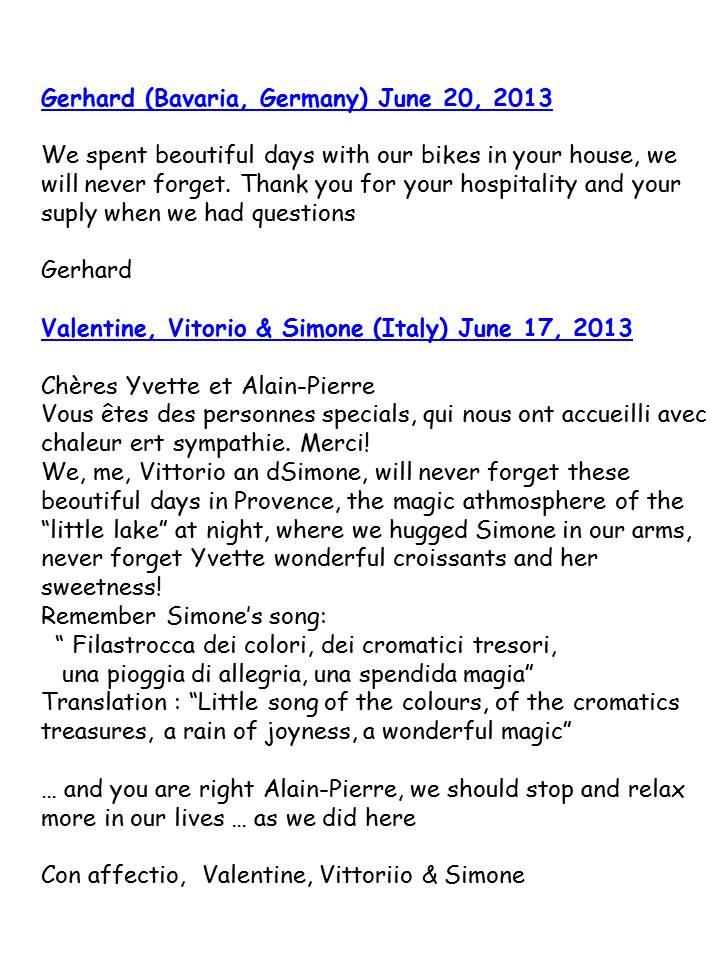 Blog Présentation Cigale bleue Guest book-2 46
