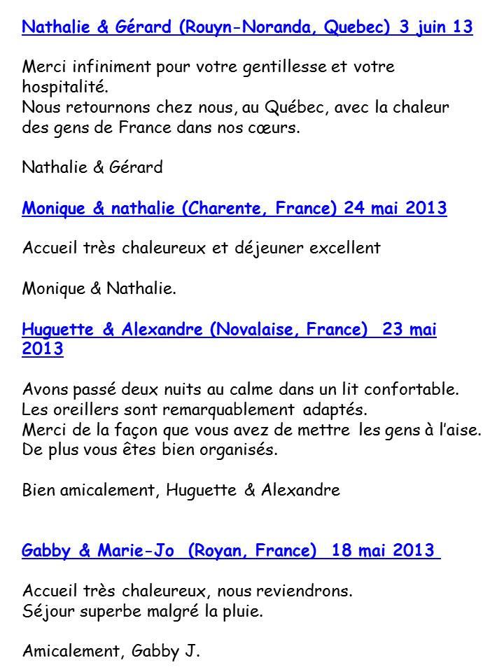 Blog Présentation Cigale bleue Livre d'or-1 46