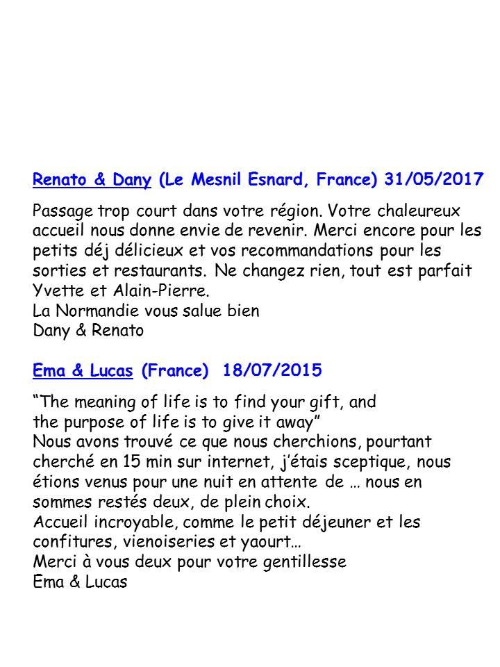 Blog Présentation Cigale bleue livre d'or F3 78c