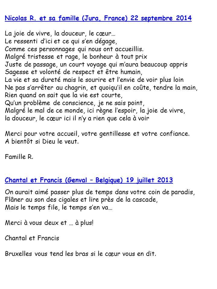 Blog Présentation Cigale bleue poemes 51 3