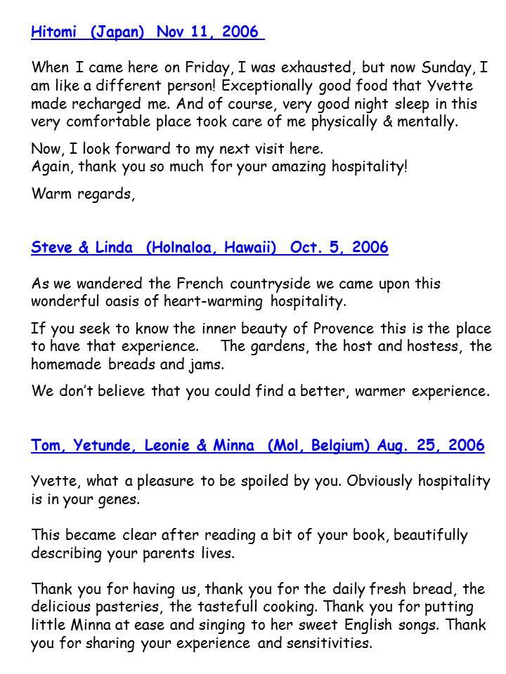 Bloog Présentation Cigale bleue Guest book 12 43