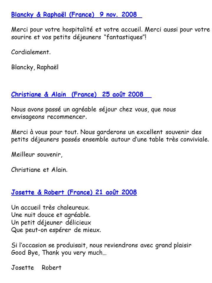 Bloog Présentation Cigale bleue Livre d'or 11 43