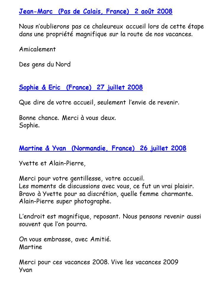 Bloog Présentation Cigale bleue Livre d'or 13 43