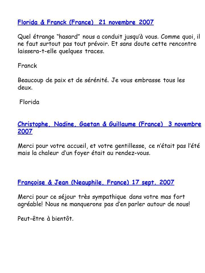 Bloog Présentation Cigale bleue Livre d'or 16 43