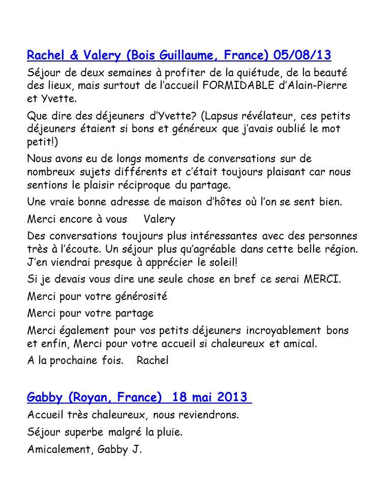 Bloog Présentation Cigale bleue Livre d'or 51 16