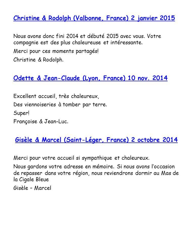Bloog Présentation Cigale bleue Livre d'or 51 3