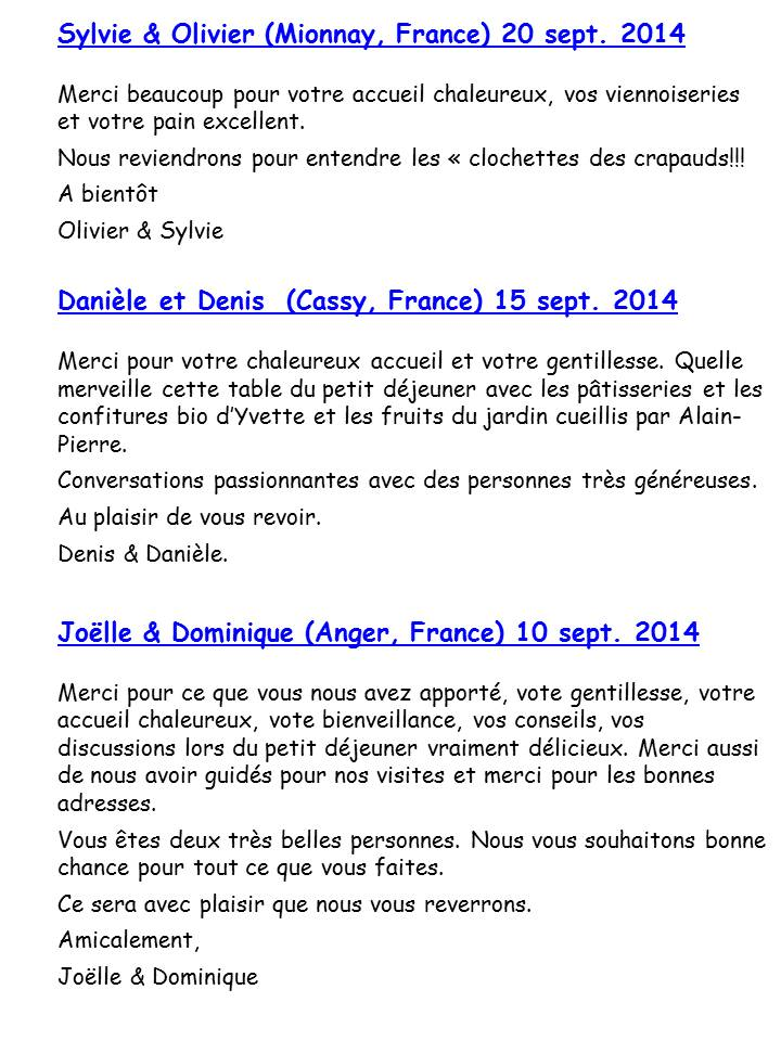 Bloog Présentation Cigale bleue Livre d'or 51 5