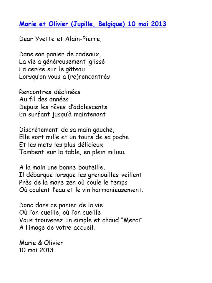 Bloog Présentation Cigale bleue Livre or poemes6 F 43