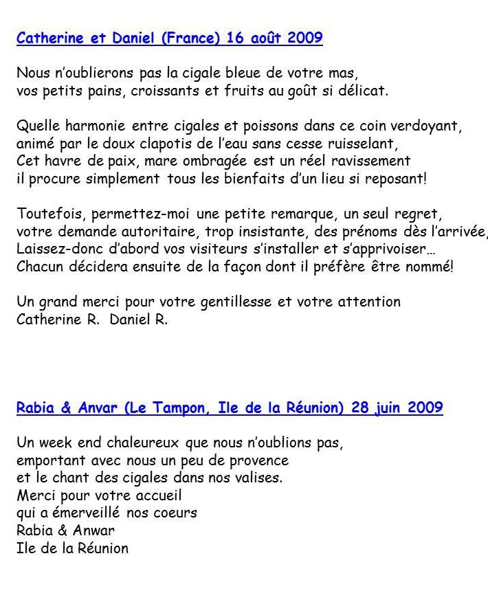 Bloog Présentation Cigale bleue livre or poemes4 F 43